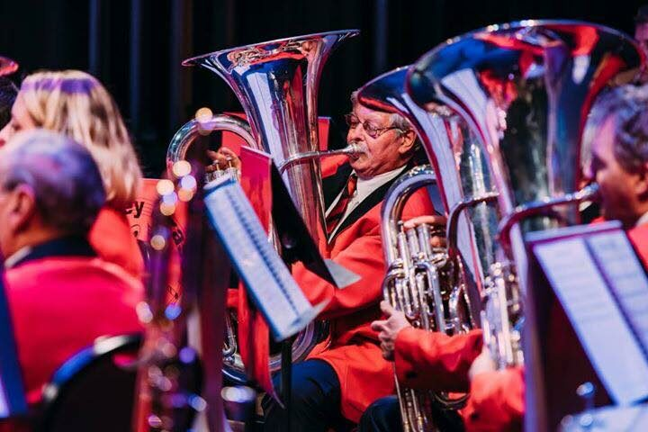 21 95895 CLOCKTOWER THEATRE Music in the Valley Moonee Valley Brass 22 May 2pm