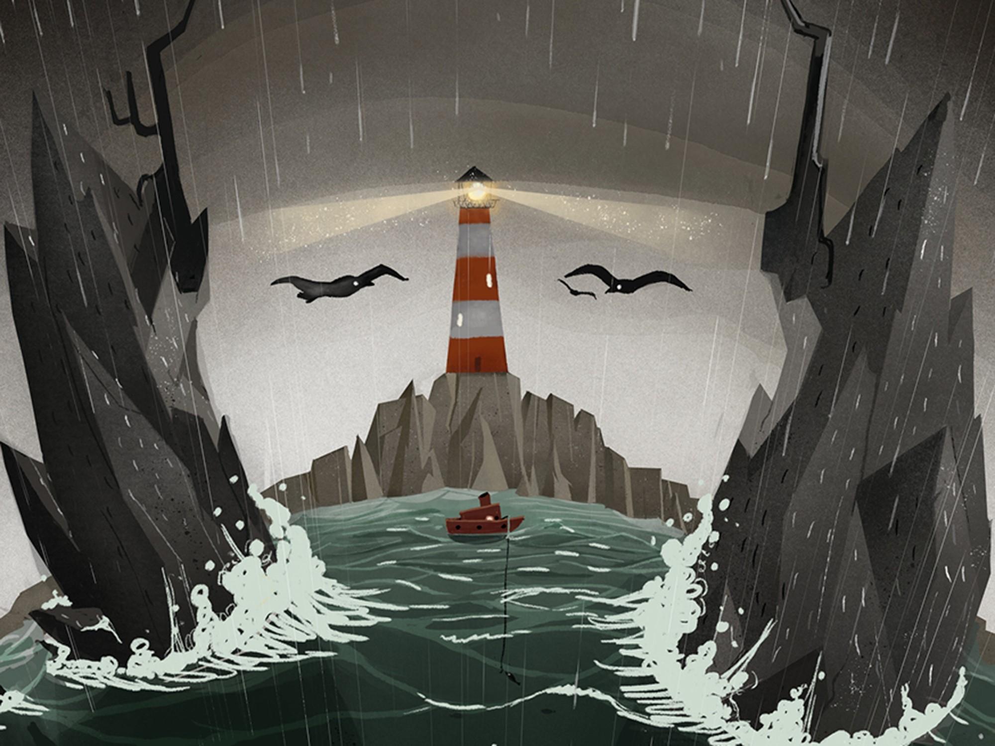 Roadshow illustration