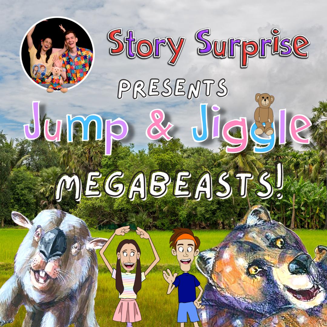 Jump Jiggle Megabeasts Thursday