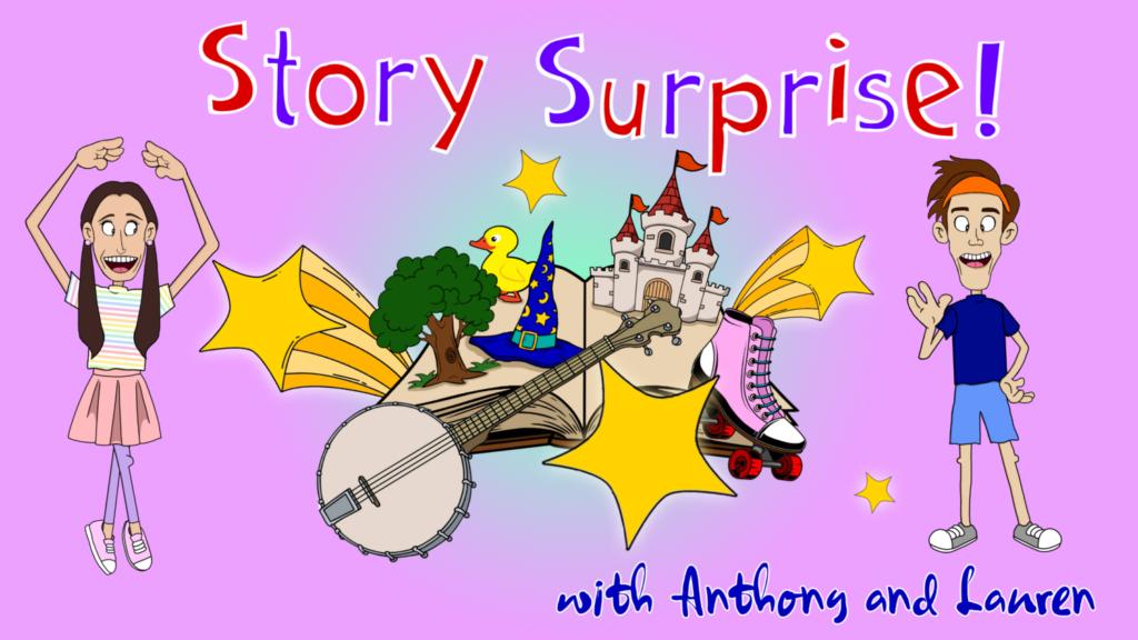 StorySurpriseonLittleRockersRadio