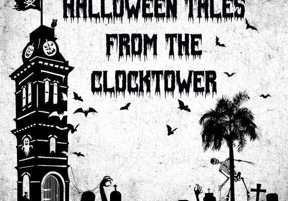 Halloween Tales from the Clocktower LANDSCAPE V1